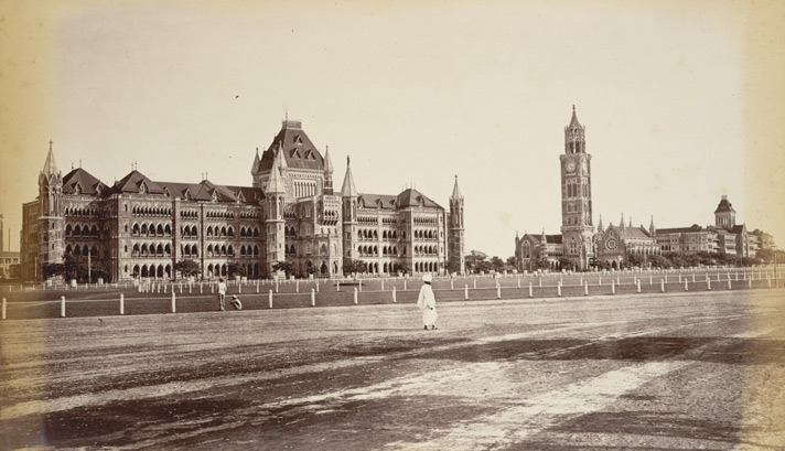 Public Buildings, Bombay.